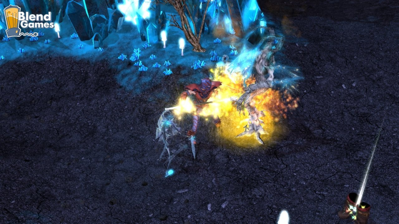 Sacred 2: Ice And Blood Add-On Not For North Americans, Mexicans Or Canadians #8828