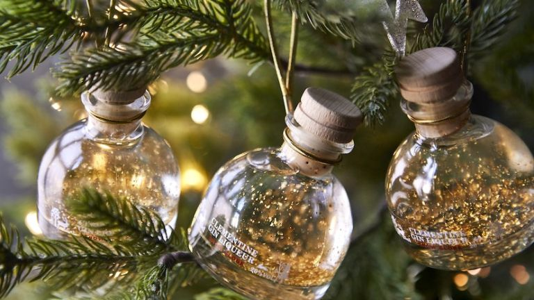 M&S Gin Baubles