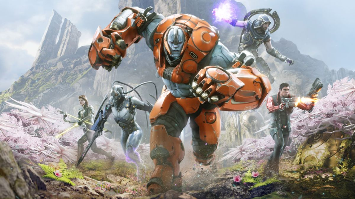Paragon may be dead, but you have Epic's blessing to rob its grave for your own use