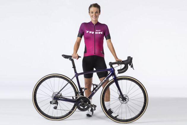 New Trek women s team officially announced with Lizzie Deignan revealed as  star signing f99617dee