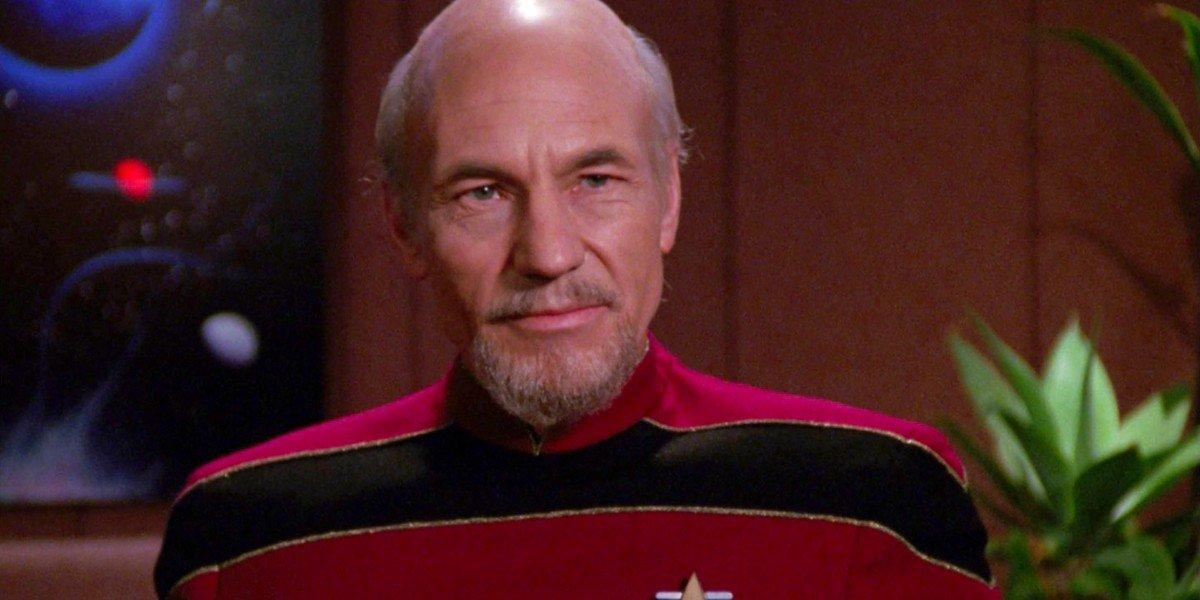Patrick Stewart - Star Trek: The Next Generation
