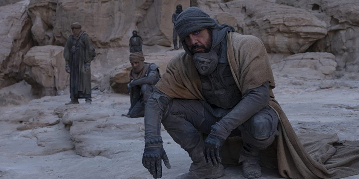 Javier Bardem as Stilgar, one of the Fremen