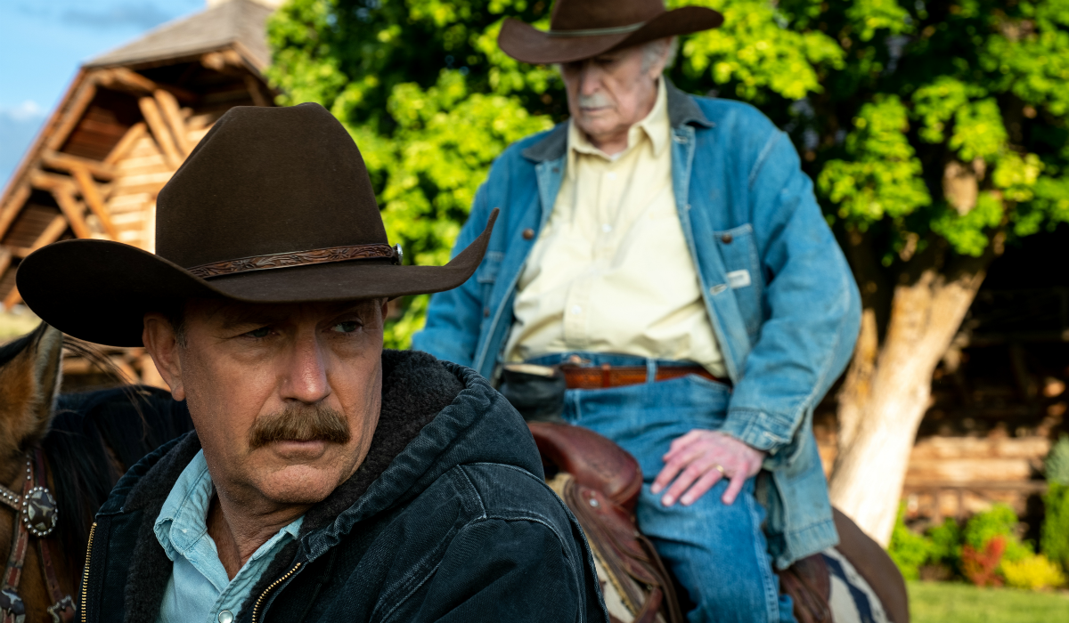 Yellowstone Kevin Costner John Dutton Dabney Coleman Paramount Network
