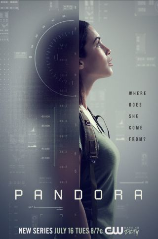 New Sci-Fi Series 'Pandora' Launches on CW Tonight!