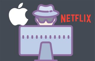Phishing Netflix Apple