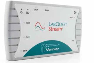 Vernier LabQuest Stream