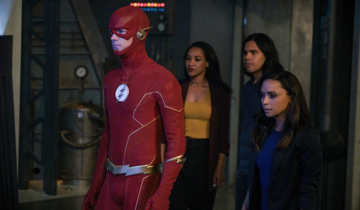 the flash season 16 premiere barry allen the cw