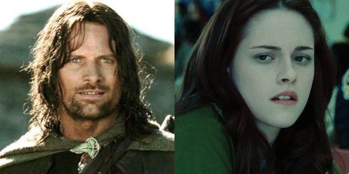 Twilight Fan-Favorite Kristen Stewart and LOTR Fan-Favorite Viggo Mortensen Are Making A Movie Together Next
