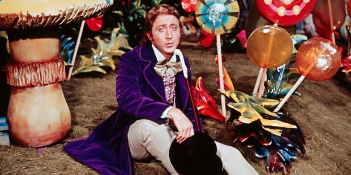 Gene Wilder in Willy Wonka & the Chocolate Factory