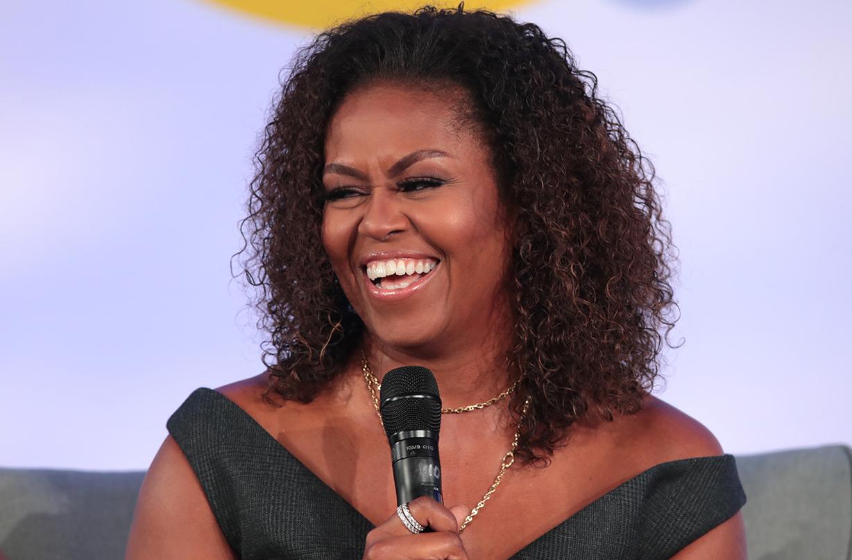 michelle obama shares workout playlist 2020