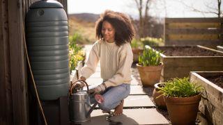 Rainwater Harvesting - Eco friendly home