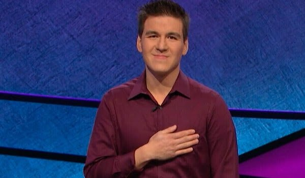 James Holzhauer Jeopardy!