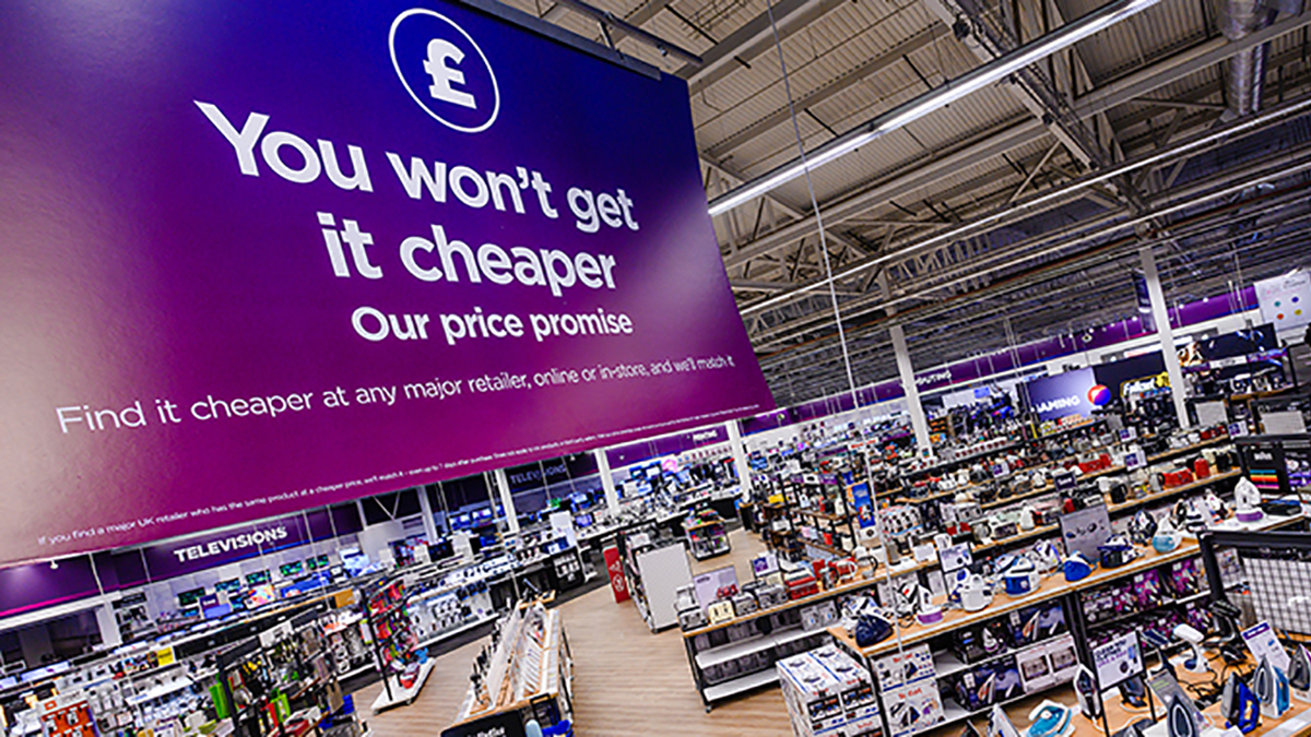 How To Use The Currys Price Match Promise This Black Friday Techradar