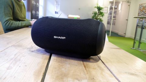 Sharp GX-BT480 bluetooth speaker review
