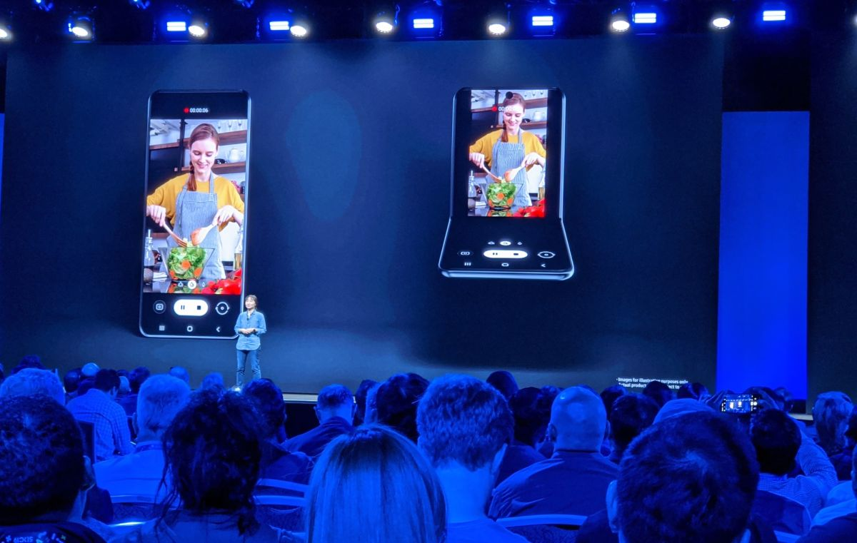 New 2020 Galaxy foldable phone will be unveiled 'shortly', says Samsung's CEO