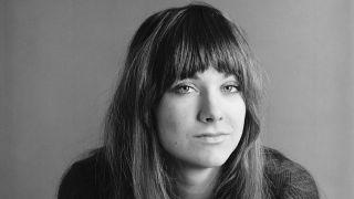 a portrait of Sonja Kristina in London, December 30, 1970