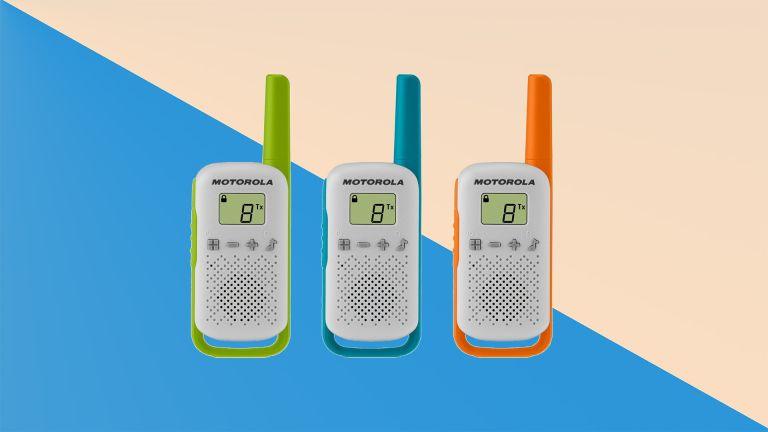 best walkie talkie: Motorola T42 Talkabout
