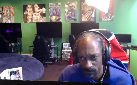 Snoop Dogg ragequit 15 minutes into livestreaming Madden on Twitch