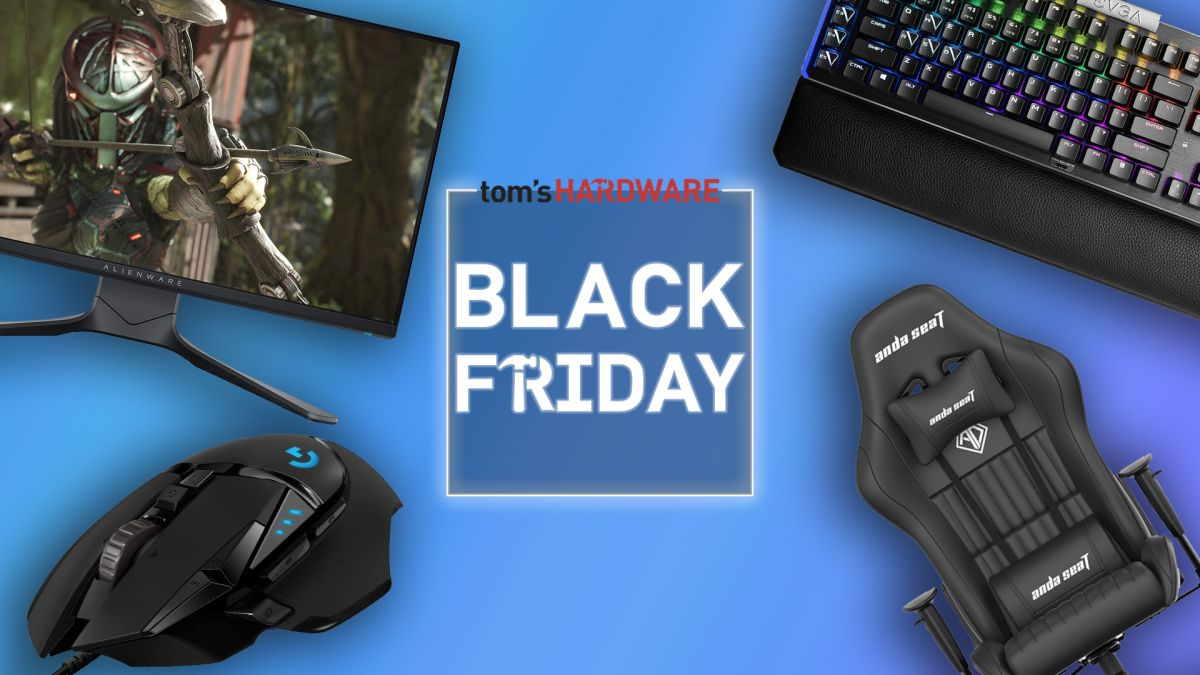 Best Black Friday PC Gaming Deals