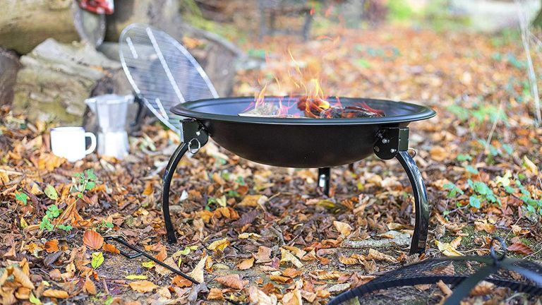 La Hacienda fire pit from Amazon