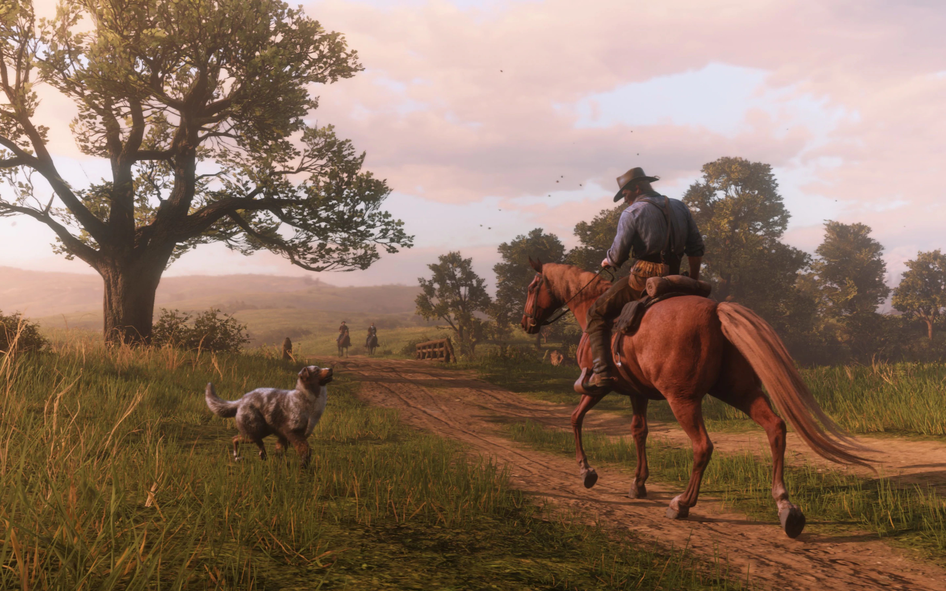 Rumour This Leaked Red Dead Redemption 2 Pc Footage Is