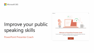 PowerPoint Presenter Coach
