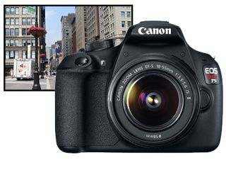 Canon EOS Rebel T5 DSLR Review: Good for Beginners | Tom's Guide