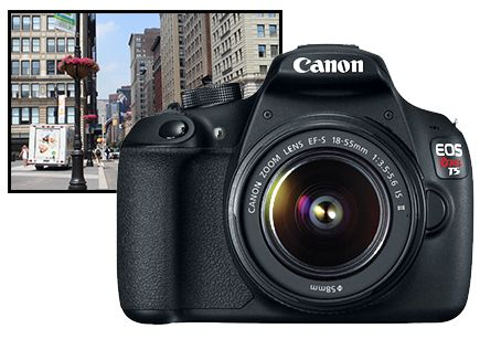 Canon Eos Rebel T5 Dslr Review Good For Beginners Tom S Guide