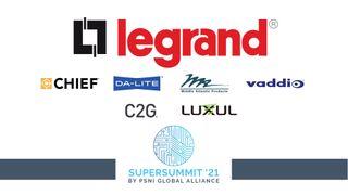 Legrand AV at the 2021 PSNI Supersummit