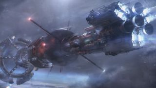 Nightflyers ship