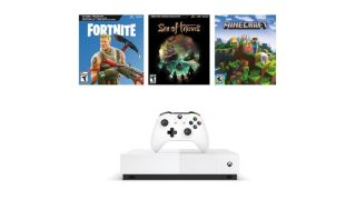 Xbox One S All-Digital + 3 top games now just $149 for Christmas