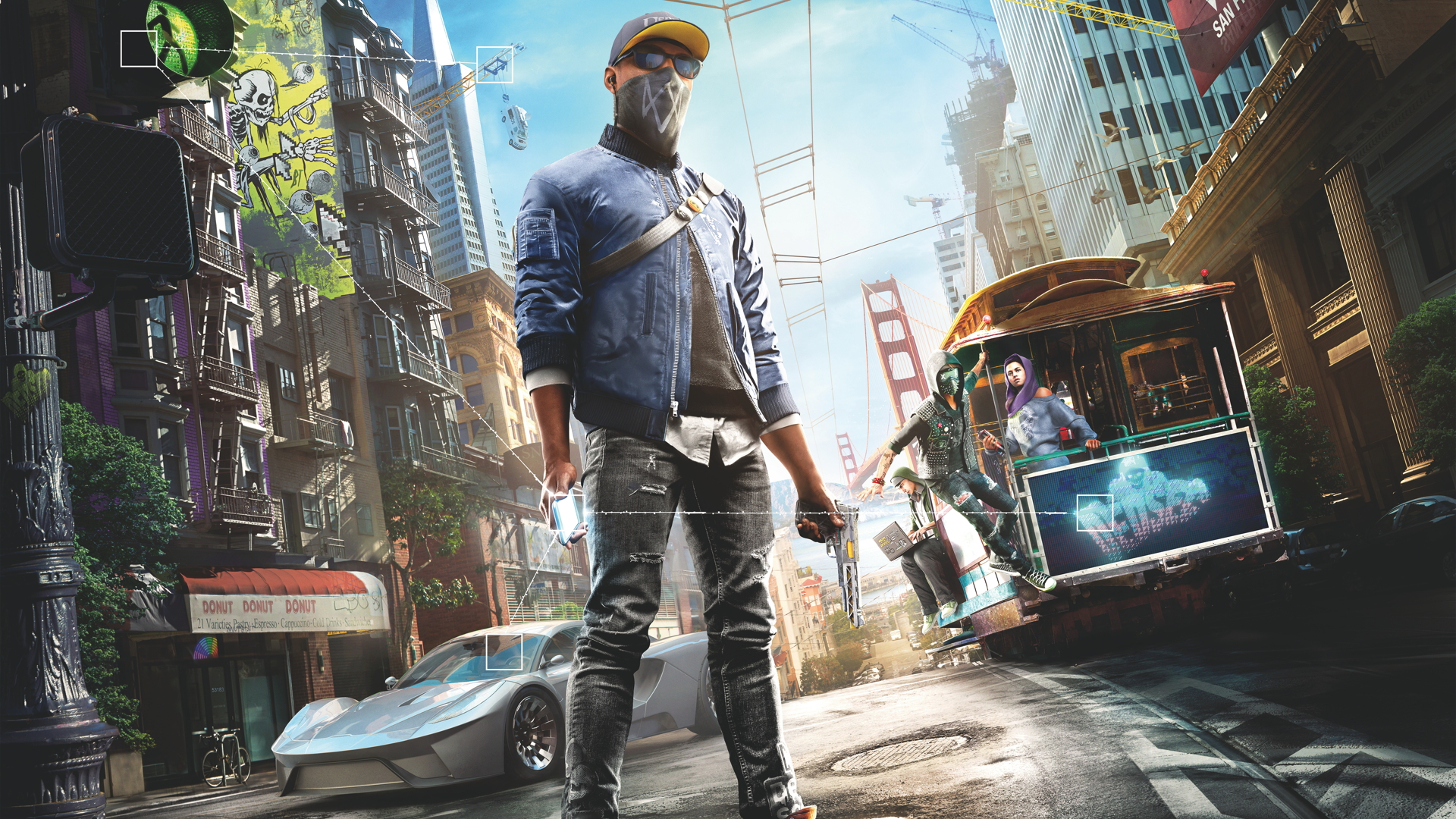 Ubisoft is giving away Watch Dogs 2 during their upcoming showcase ...