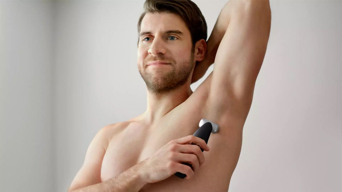 Treasure trail shave Body groomer