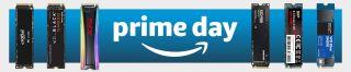 Amazon Prime Day SSD deals