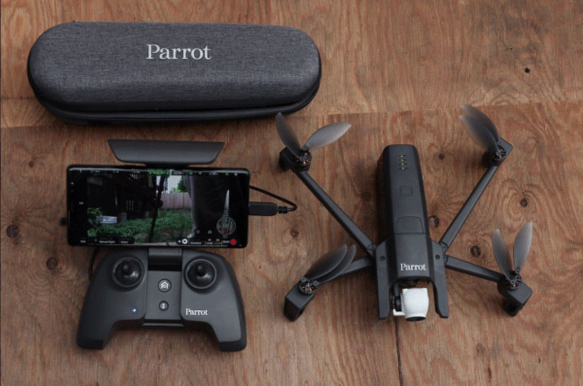 Parrot Anafi Drone - Full Review and Benchmarks | Tom's Guide