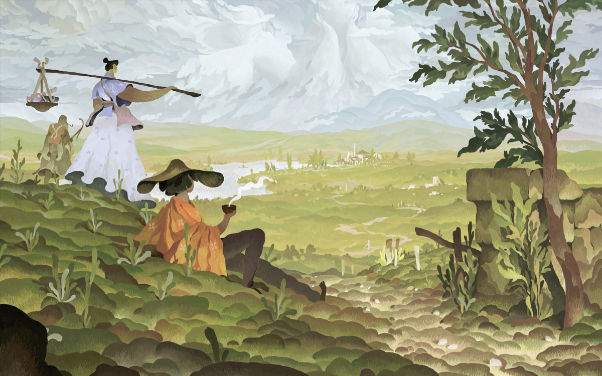 Book of Travels is an online adventure that could change the way we think of MMOs
