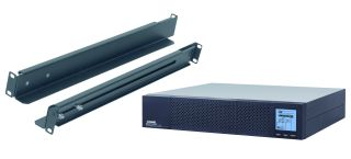Lowell Debuts Rackmount UPS with Four-Point Rail Kit