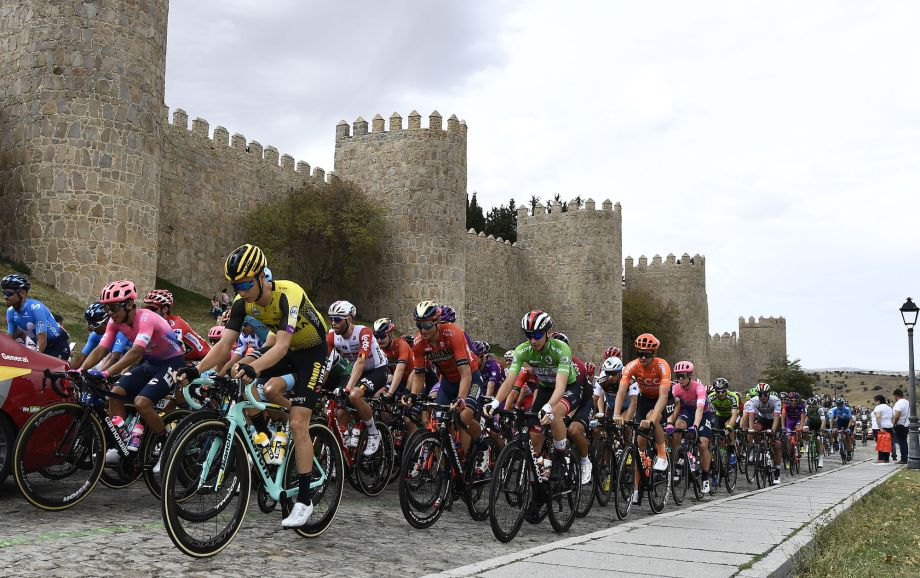 10-year-old boy hit by Vuelta a España team car during stage 19
