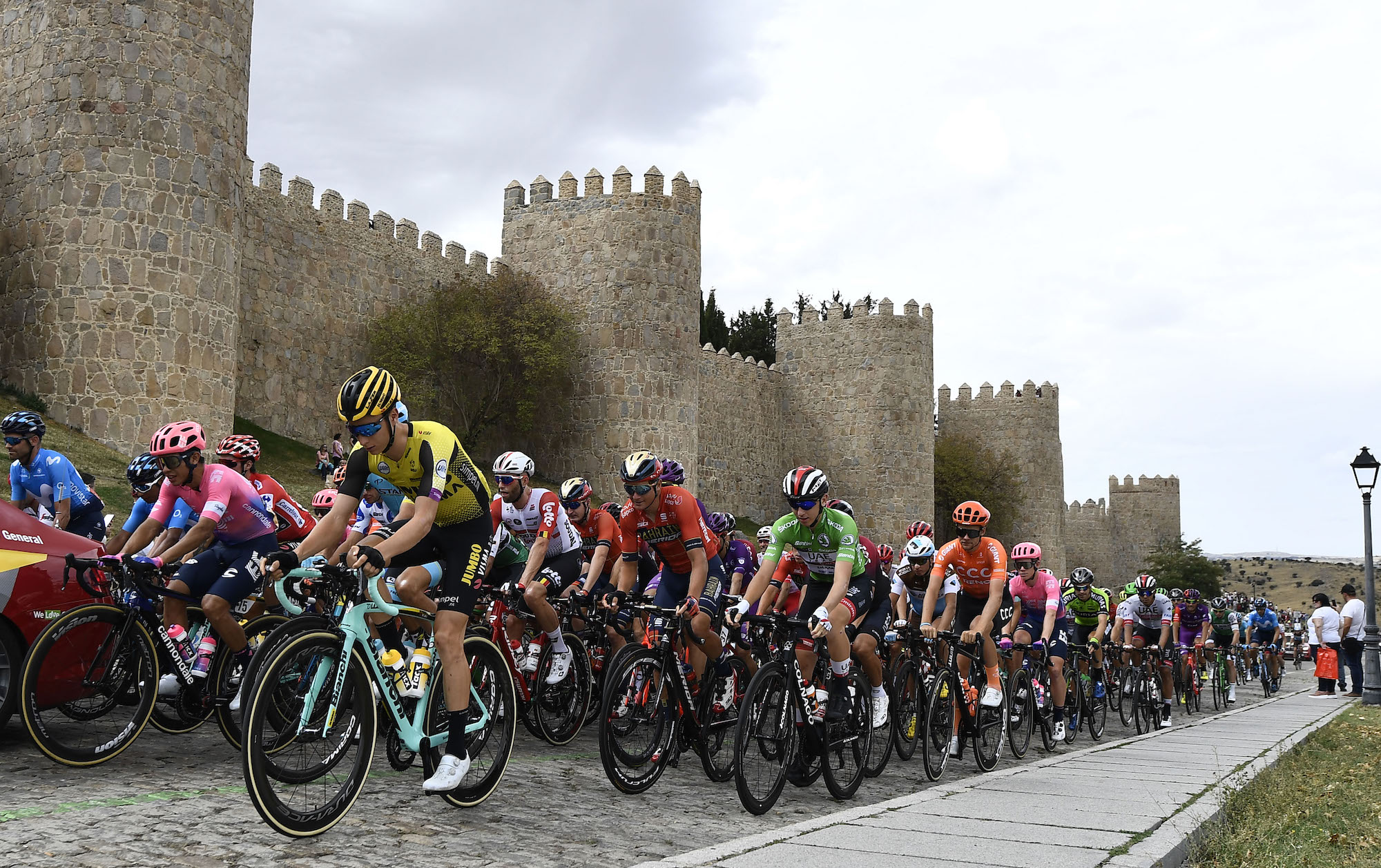 Vuelta a España 2019 ratings: how did each team perform?