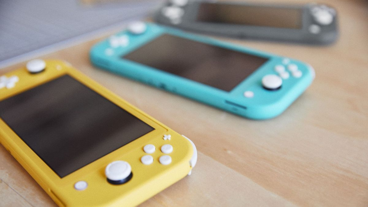 The $199 Nintendo Switch Lite Is a Dedicated Handheld with Longer Battery Life | Tom's Guide