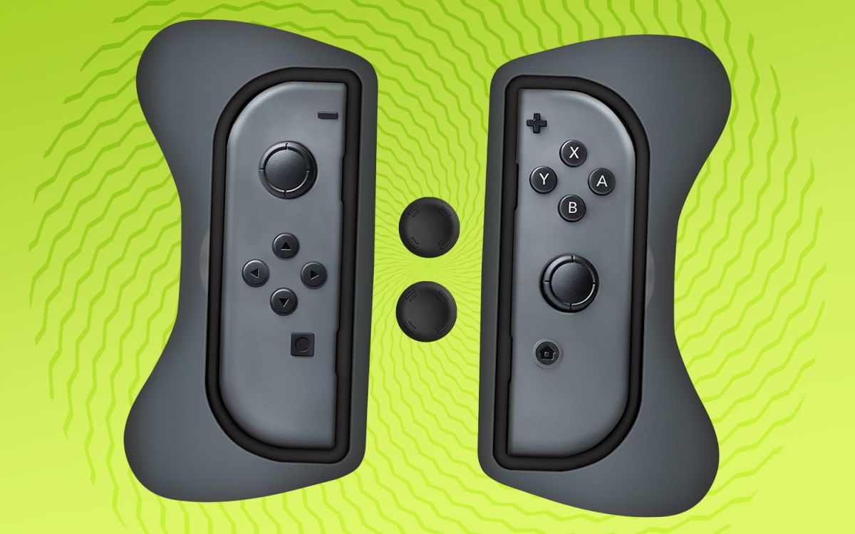 The Best Thumb Grips for PS4, Xbox One and Switch | Tom's Guide