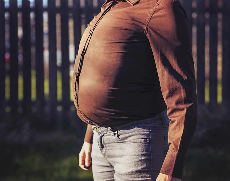 Why Do Men Gain Weight In Their Bellies Live Science