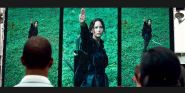 How A Hunger Games Symbol Became Key To A Real-Life Protest Movement