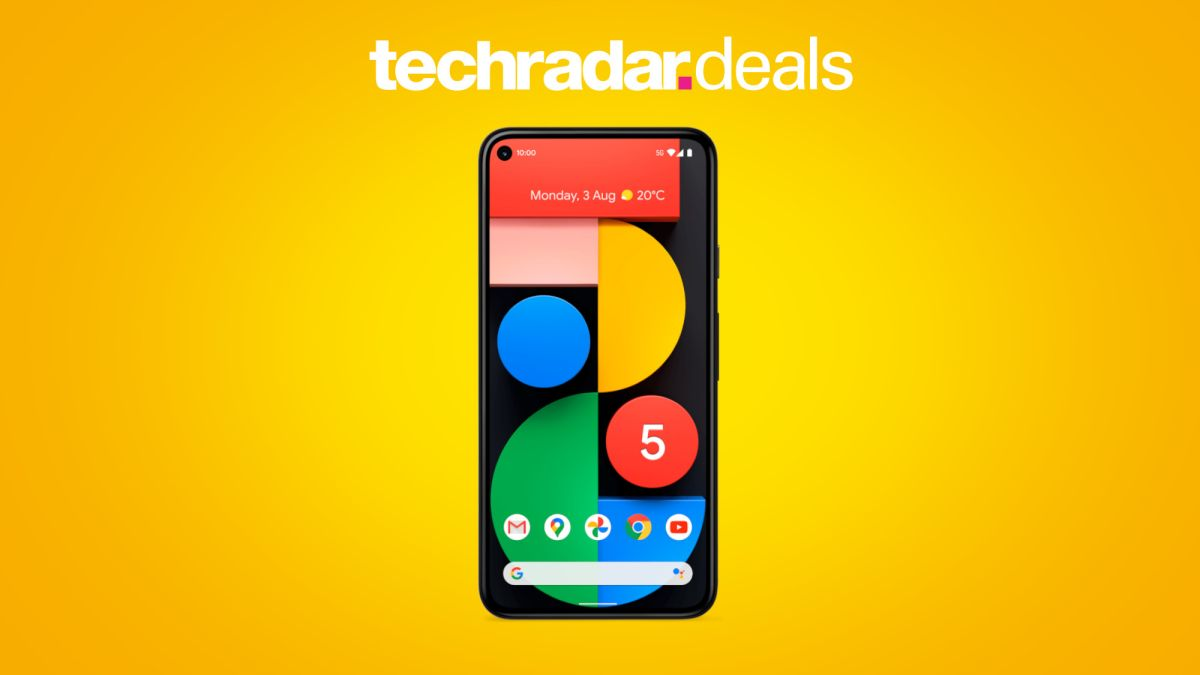 The Best Google Pixel 5 Deals For Black Friday And Cyber Monday 2020 Techradar