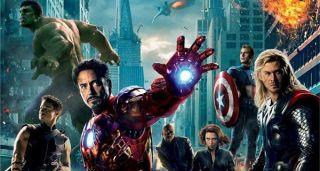 The Six Original Avengers