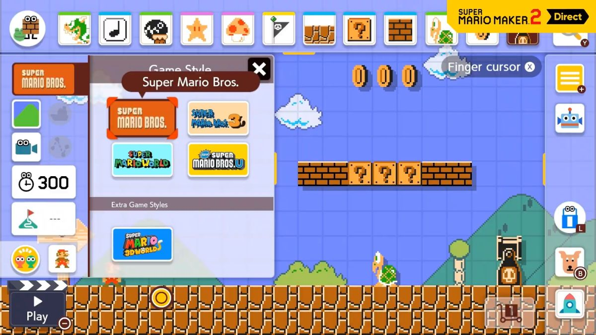 Super Mario Maker 2 Direct: How to watch when it starts at 3