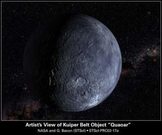 Volcanic Activity Possible on Object Beyond Neptune