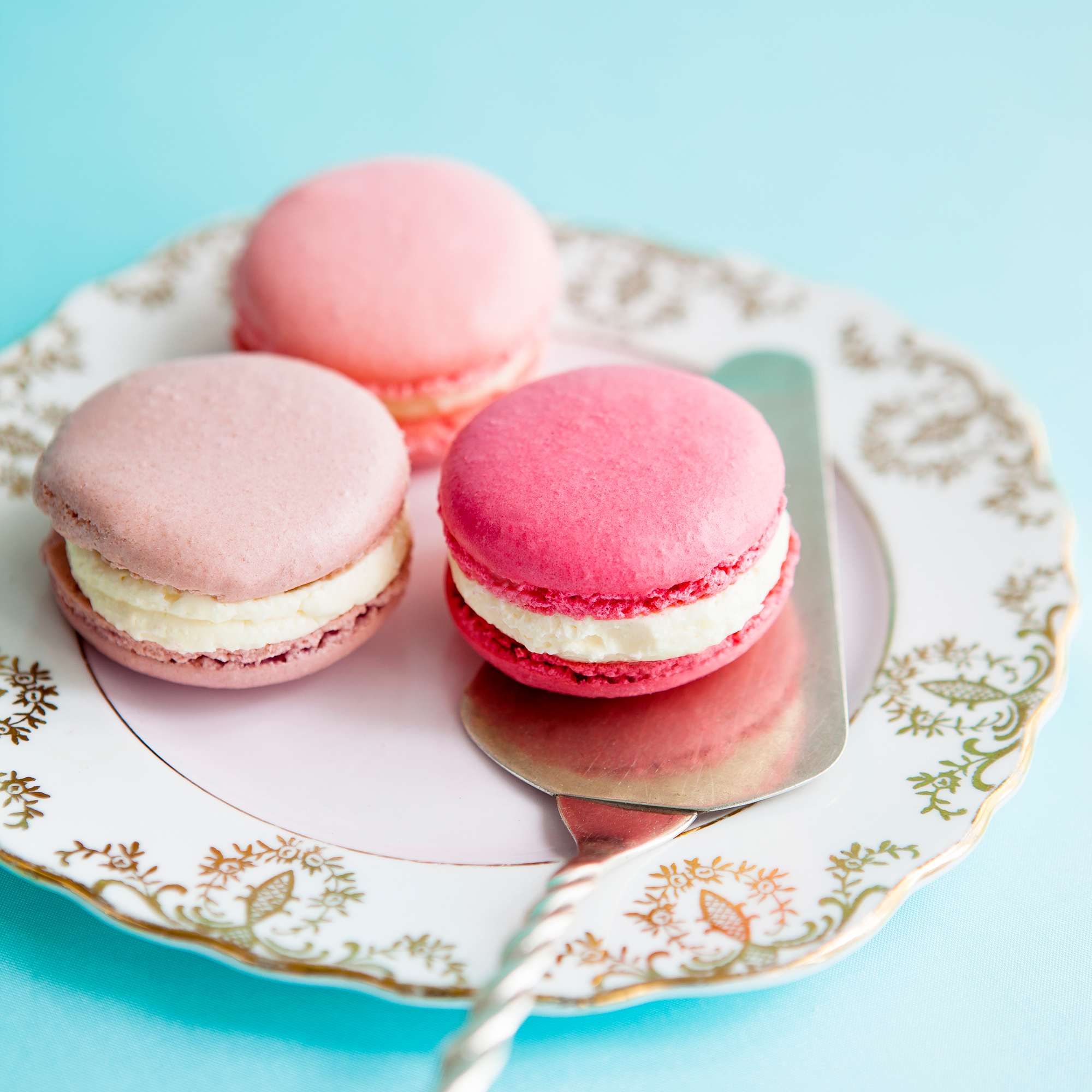 macaroons french recipes woman home