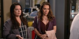 How Grey's Anatomy 'Charmed' Viewers With Alyssa Milano And Holly Marie Combs Reunion