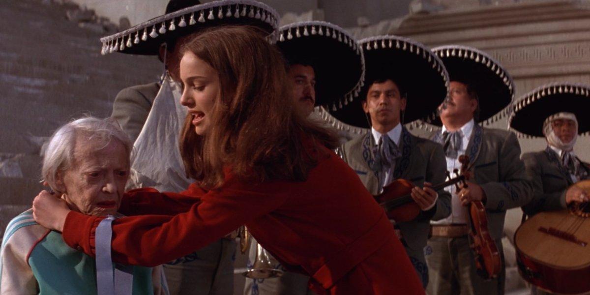 Natalie Portman in Mars Attacks!